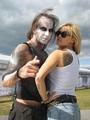 Doda & Nergal - Metalica concert