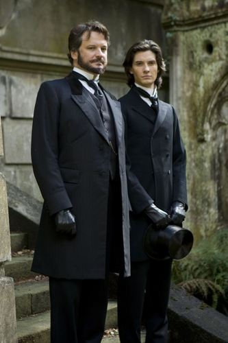 Dorian Gray  and lord Henry