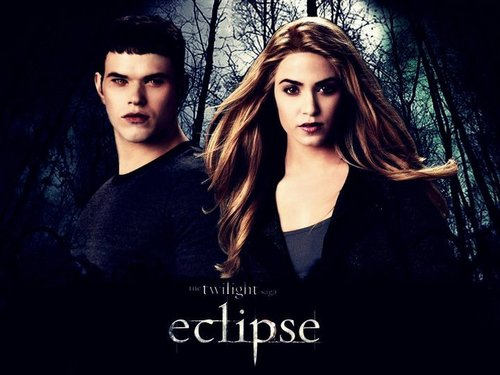 Emmet and Rosalie / Eclipse