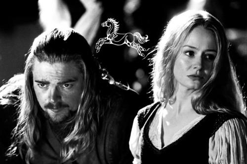 Eomer & Eowyn