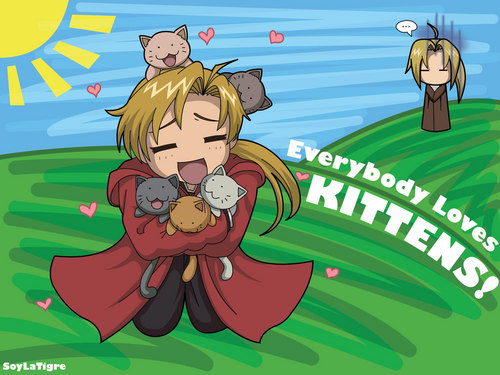 Everbody Loves Kittens!