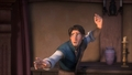 Flynn's funny face . tangled.disney.Rapunzel - disneys-rapunzel screencap