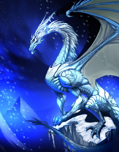 Frost Dragon!=)