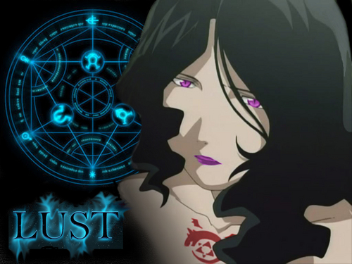 Full Metal Alchemist LUST
