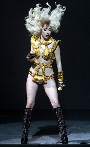 Gaga Warrior Princess