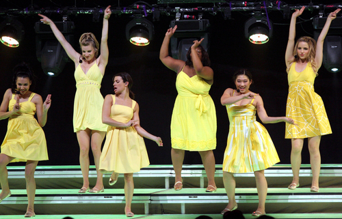 Glee girls