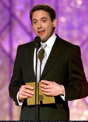 Golden Globe Awards - 20th January 2002