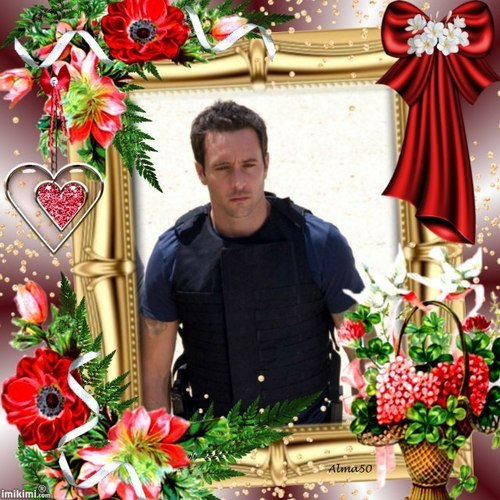 Hawaii Five-O অনুরাগী Art