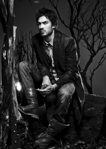 Ian Somerhalder- Photoshoot 2010 - lost Photo