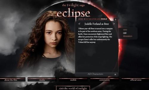 Jodelle as Bree
