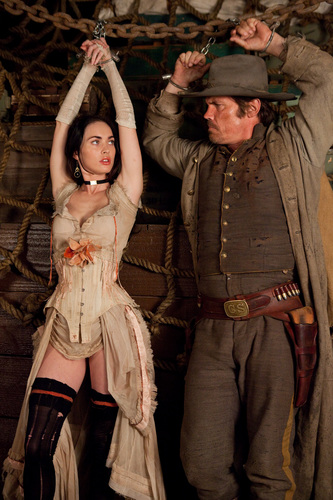 Jonah Hex and Leila