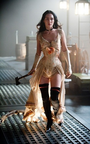 Megan Fox wallpaper called Jonah Hex