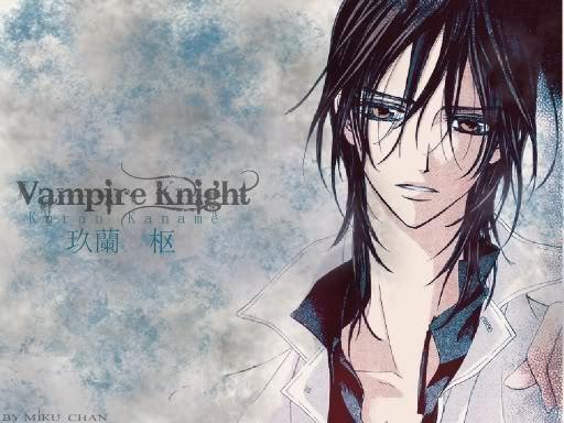 vampire knight kaname kuran. Kaname Kuran