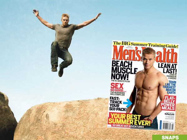 Kellan - Men's Health (new)