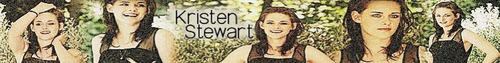 Kristen Stewart. x