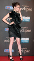 Kristen at Eclipse Premiere in Rome - twilight-series photo