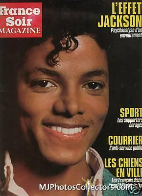 MJ on Magazine Covers