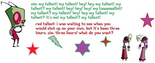 MY TALLEST??!!