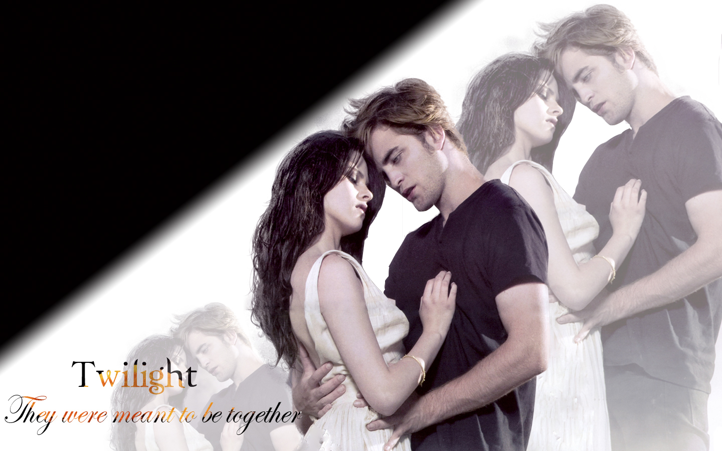 Meant to be. - twilight-series wallpaper
