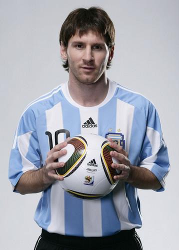 Messi - 2009 FIFA World Player Of The tahun