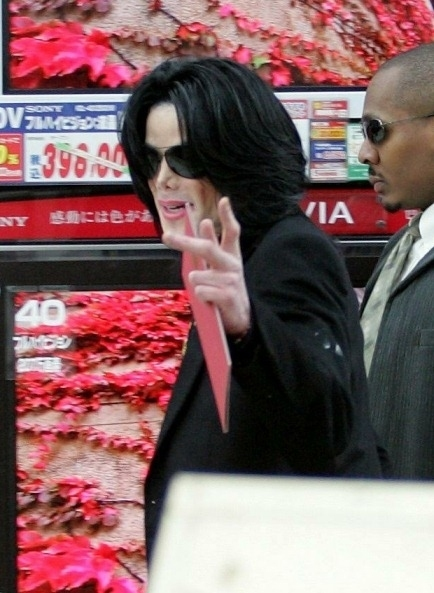 Mike Shopping!