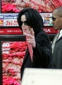 Mike Shopping! - michael-jackson photo