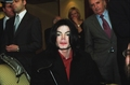 Mike @ a Meeting! - michael-jackson photo