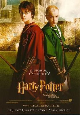 Film & TV > Harry Potter & the Chamber of Secrets (2002) > Posters