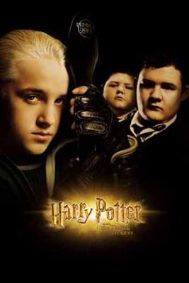 Filem & TV > Harry Potter & the Chamber of Secrets (2002) > Posters