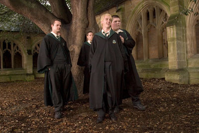 Tom Felton karatasi la kupamba ukuta entitled sinema & TV > Harry Potter & the Goblet of moto (2005) > Promotional Stills