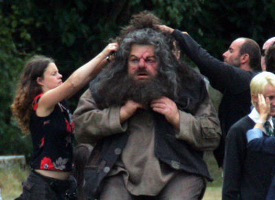 Film & TV > Harry Potter & the Order of the Pheonix (2007) > Behind The Scenes