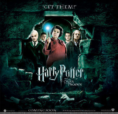 film & TV > Harry Potter & the Order of the Pheonix (2007) > Posters