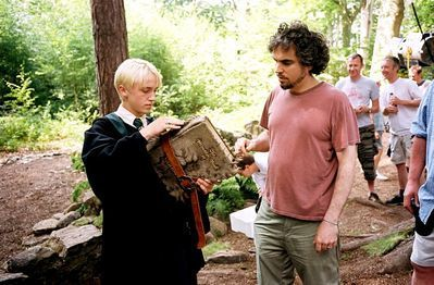 Film & TV > Harry Potter & the Prisoner of Azkaban (2004) > Behind The Scenes