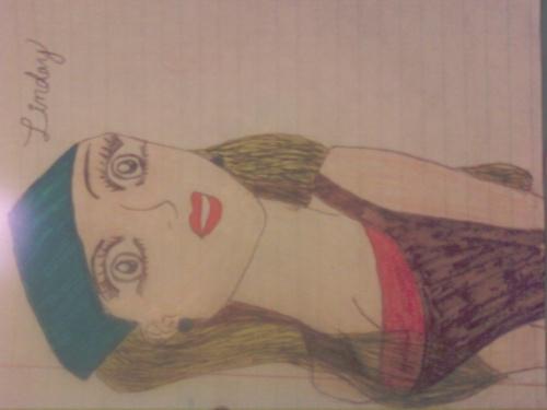 My animé Lindsay