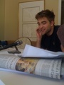 New Pictures of Rob from the International Press Junket - twilight-series photo