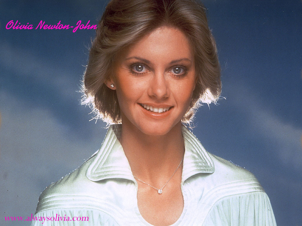Olivia Newton-John - Wallpaper