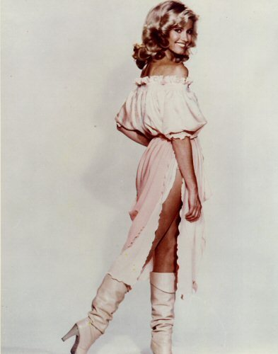 Olivia Newton-John in Xanadu