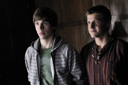 Pilot - Henry and Jasper