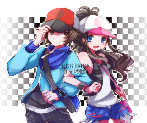 Pokemon Black and White Heroine!