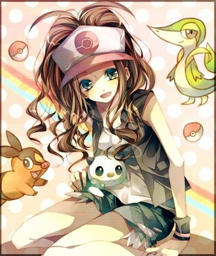 Pokemon Black and White Heroine!