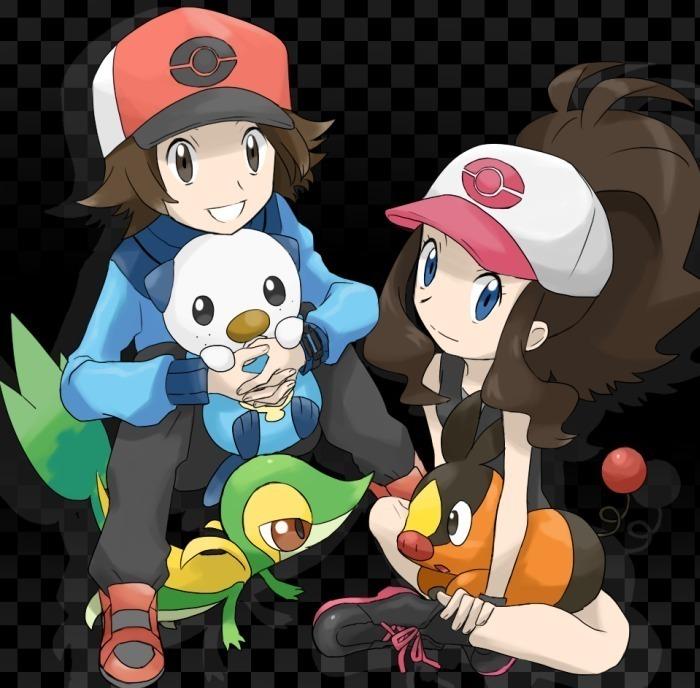 pokemon black and white nurse joy. Pokemon Black and White Heroine!