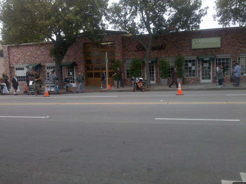 Possible Huddy Motorcycle Ride?