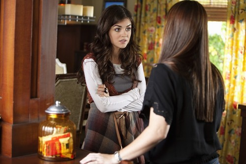 Pretty Little Liars - Episode 1.05 - Reality Bites Me - Promotional 写真