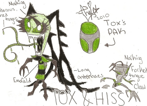 Tox and Hiss