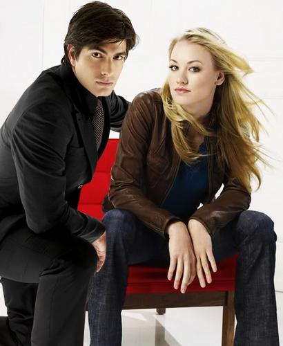 Sarah and Shaw