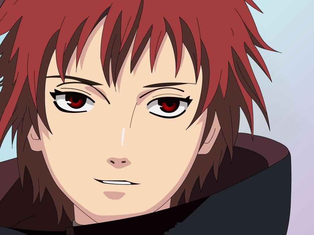 Is it just me or is he awkwardly pretty - Sasori akatsuki ...