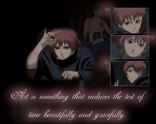 Sasori wallpaper