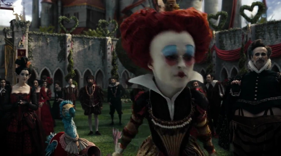 the journey of alice in wonderland Wonderland without noticing that the story includes anxieties that everyone  through the looking glass, alice starts a journey whereby she abandons.