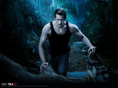 True Blood fond d'écran called Season 3