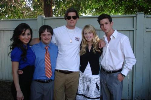 Secret Life cast